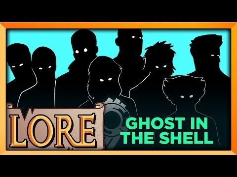GHOST IN THE SHELL: Future of The Cyber   LORE in a Minute!   Octopimp   LORE