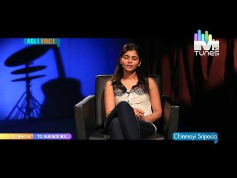 "Asli Voice - ""Tere Bina"" By Chinmayi Sripada From ""Guru"" Exclusive Only On MTunes HD"