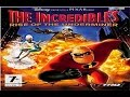 The Incredibles: Rise of the Underminer Official Game Trailer