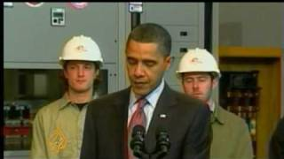 Obama pushes nuclear power plan