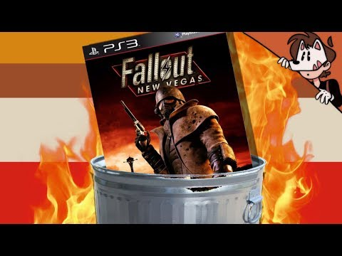 Fallout New Vegas is Actual Garbage