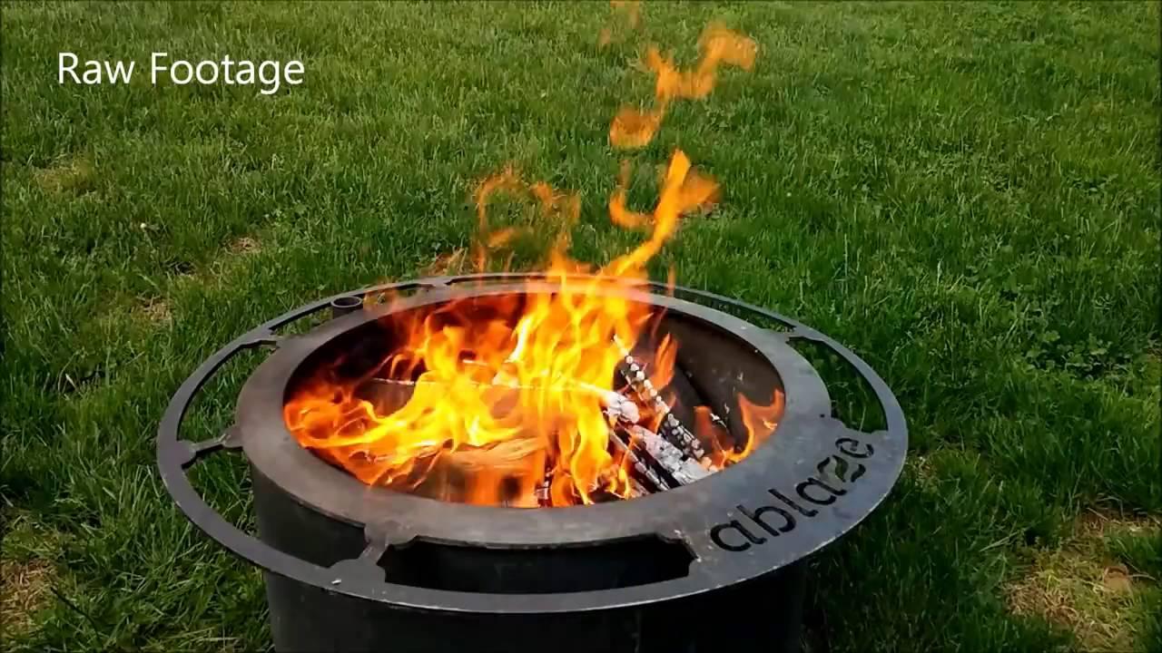 Smokeless Firepit, How Does It Work - Smokeless Firepit, How Does It Work - YouTube