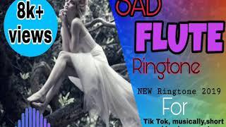 Sad flute ringtone for tik tok background music