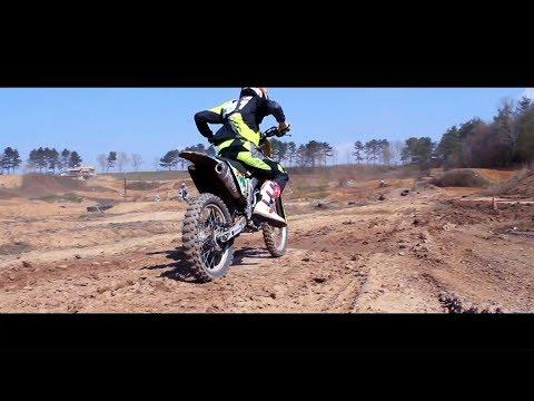Suzuki RMZ 250 Motocross Edit + Soundcheck