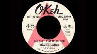 Major Lance - You Don