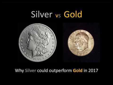 Why Silver may outshine Gold in 2017