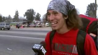 surfer guy talking to fox news