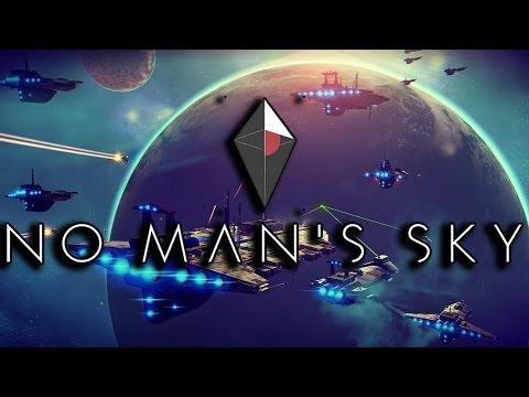 No Man's Sky - Crashed Ship! (PC Version)