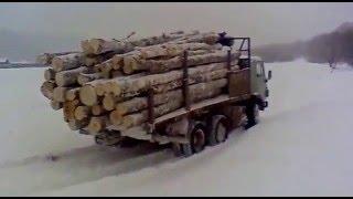 Камаз с березовыми дровами перегруз(Дубовые колотые дрова плотно уложеные с доставкой Киев область , доставка по Киевской области http://www.modusperevozk..., 2016-05-11T08:18:39.000Z)