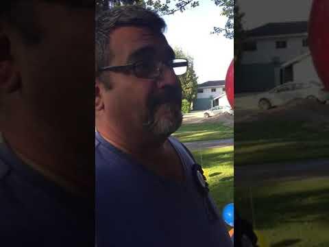My dads 50th birthday prank