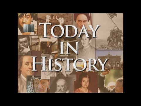 Today in History for February 26th