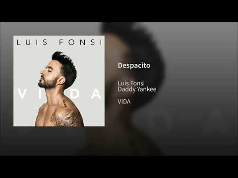 09. Despacito Feat. Daddy Yankee - Luis Fonsi [Album: VIDA] (Audio Oficial)