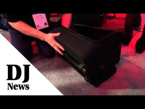Yamaha StagePass 600i Gig Bag: By John Young of the Disc Jockey News #namm2014