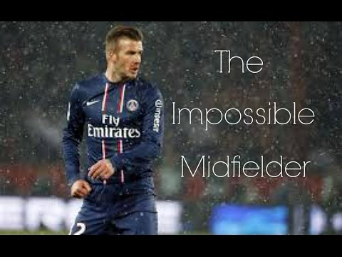 David Beckham || Impossible Skills & Goals