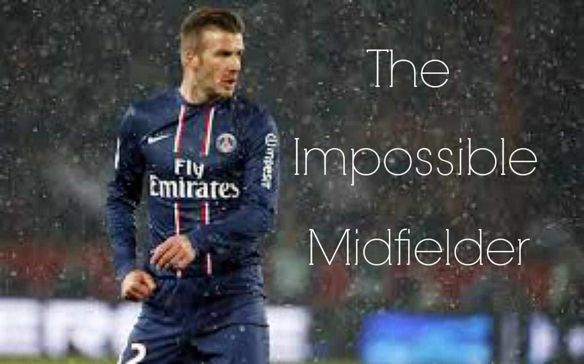 David Beckham Impossible Skills & Goals