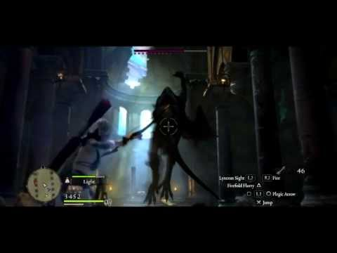 Dragon's Dogma - Dark Arisen - Cheap Fast Kill Of Daimon's Two Forms