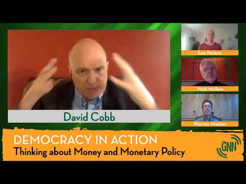 Democracy in Action Special on Monetary Reform - Streamed 20170327