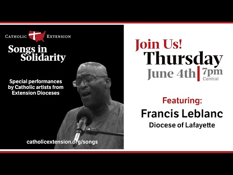 Songs in Solidarity: Francis Leblanc