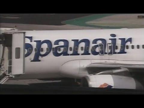 Se cumplen 10 años del años del accidente de Spanair que dejó 154 muertos