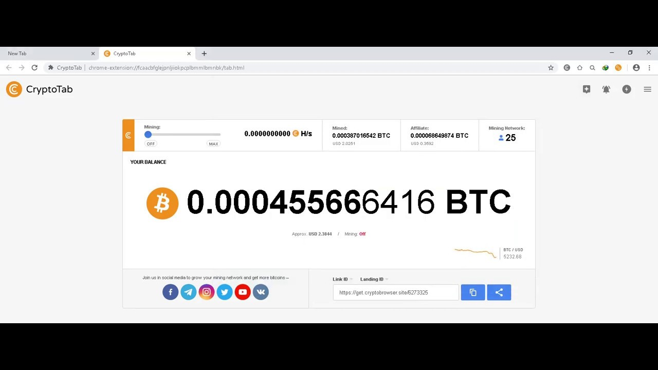 How To Increase Mining Speed Cryptotab Browser 100 Working Youtube