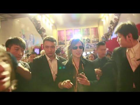 Yoshiki visits Shanghai International Film Festival 2016 (
