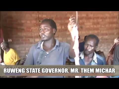 South Sudan News -Ruweng State