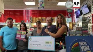 US man wins $1 Million Lotto Twice