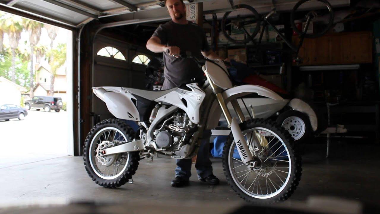 2007 Yamaha YZ450F For Sale - YouTube