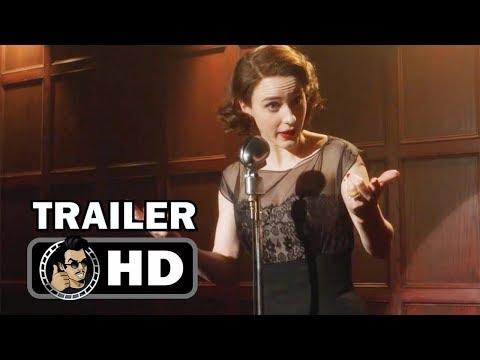 THE MARVELOUS MRS. MAISEL Season 2 Official Teaser Trailer (HD) Rachel Brosnahan Amazon Series