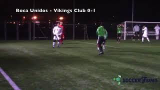 JLEAGUE GIRONE A - DECIMA GIORNATA - Boca Unidos vs Vikings Club