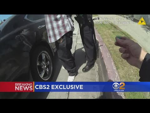 LAPD Body-Camera Video Appears To Contradict Officer Testimony In Drug-Planting Case