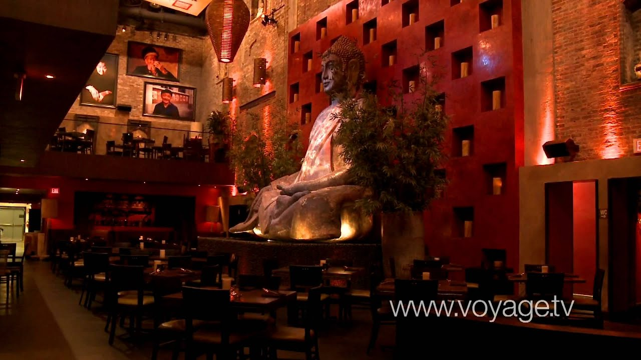 Tao restaurant nightclub las vegas nightlife culture for Cuisine las vegas