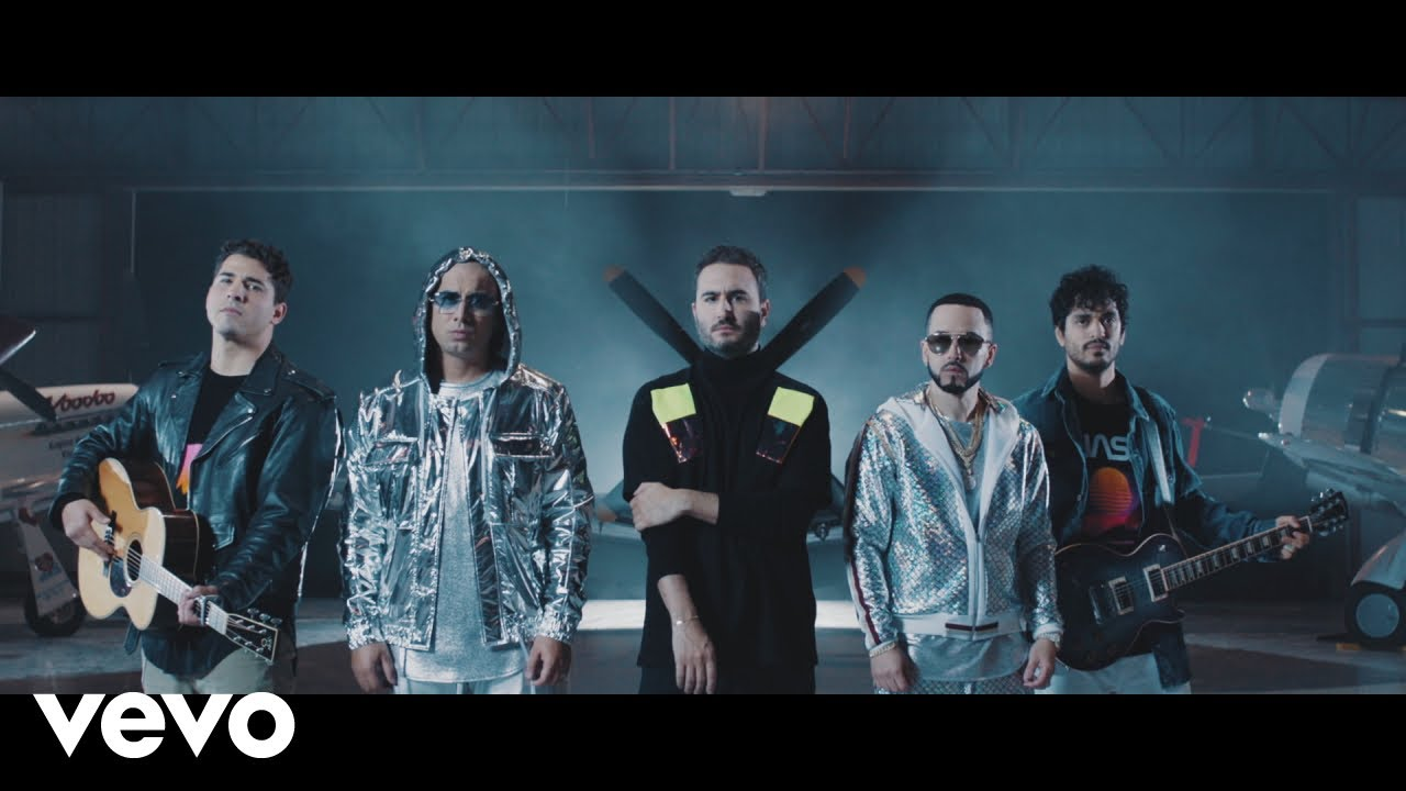Reik, Wisin & Yandel - Duele (Video)