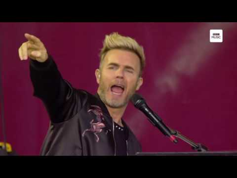 One Love Manchester  Take That Let It Shine