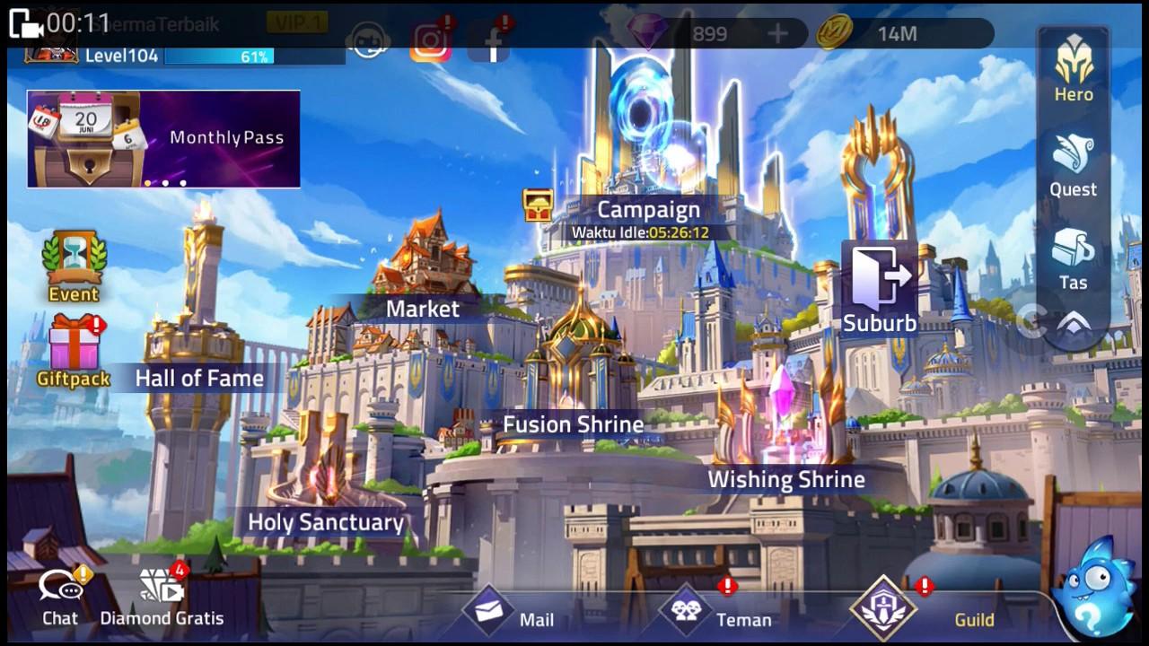 92+ Mobile Legend Adventure Mod Ios HD Terbaik