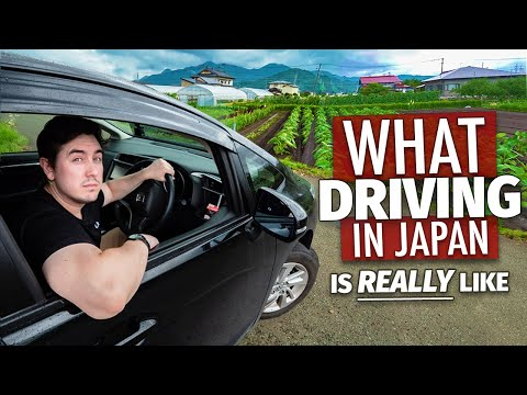 What Driving in Japan is REALLY Like