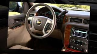 Обзор Chevrolet Suburban Шевроле Субурбан внедорожник