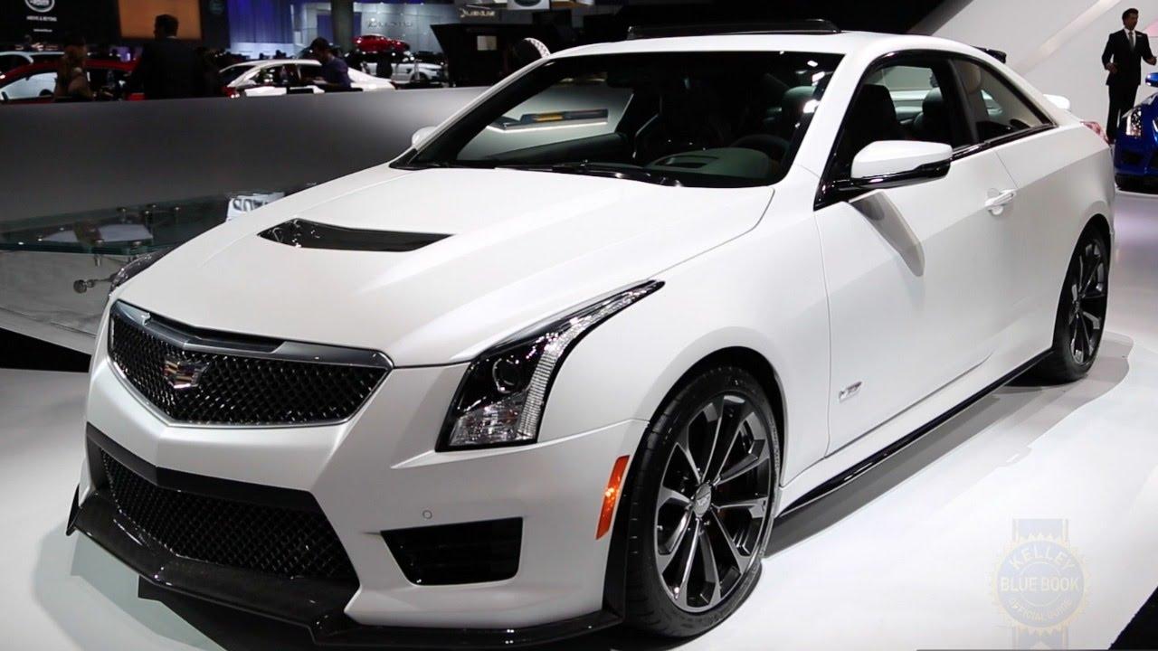 2016 Cadillac ATS-V - 2014 LA Auto Show - YouTube