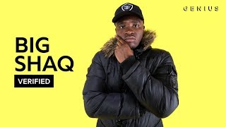 Big Shaq 'Man's Not Hot' Official Lyrics & Meaning | Verified