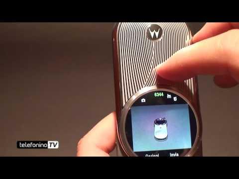 Motorola Aura Videoreview Da Telefonino.net