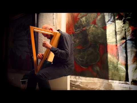 Rhodri Davies - Solo Harp @ Hundred Years Gallery, London UK - 23.11.2014