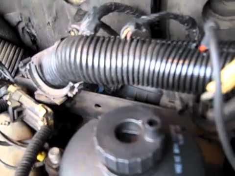 2008 Mitsubishi Lancer Wiring Diagram 3 Phase Dol Starter 6.5 Diesel Glow Plug, Plug Relay And Fuseable Link Test - Youtube
