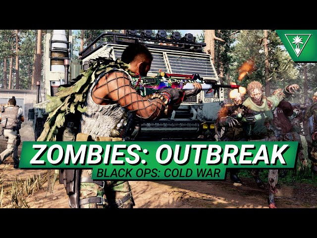 Cold War's Outbreak Goes Retro Sci-Fi For A Fresh Take On CoD Zombies