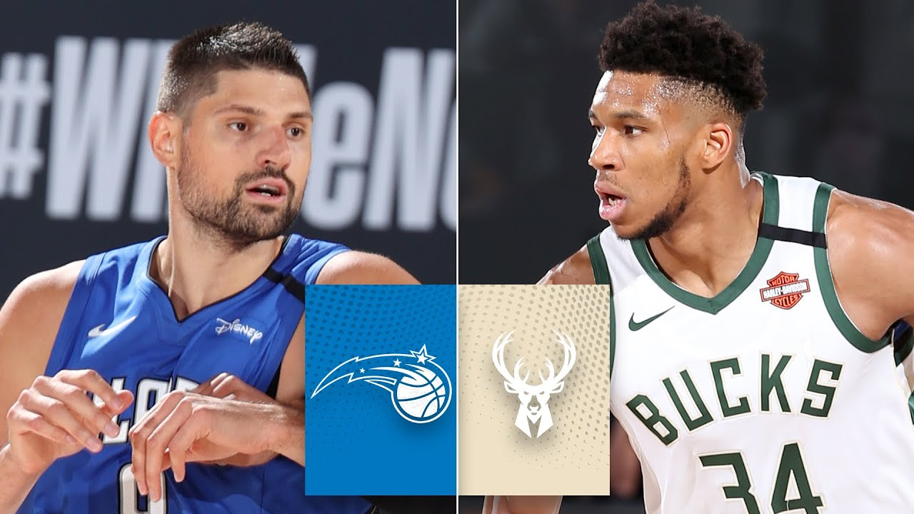 Orlando Magic vs. Milwaukee Bucks [GAME 5 HIGHLIGHTS] | 2020 NBA Playoffs