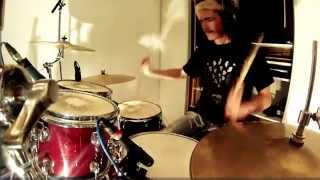 [Drum cover] RIVAL SONS - Keep On Swinging