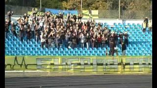 FCBC Ultras 26.10.2011 Буковина - Арсенал.wmv