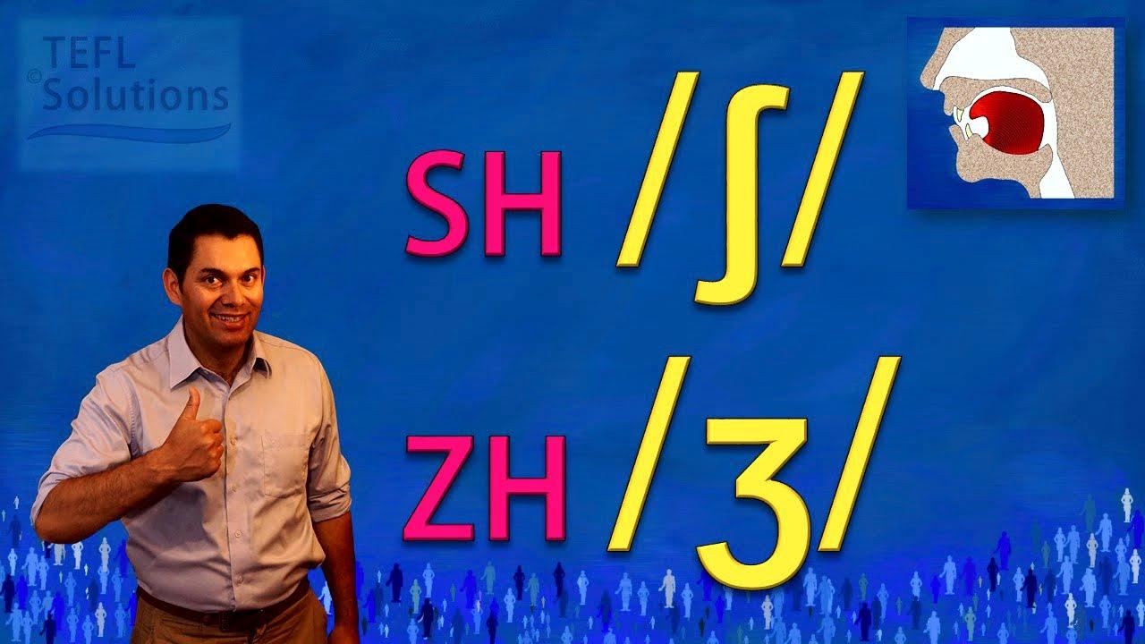 Como Pronunciar Muñeca En Ingles: CALIDAD, Como Pronunciar Los Sonidos SH /ʃ/ Y ZH /ʒ/ En