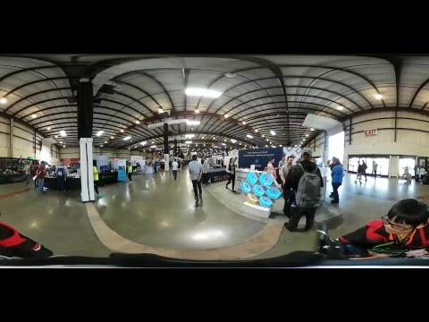 LIVE 360 Bay Area Maker Faire LIVE 360