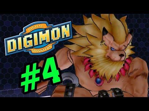 DIGIMON LINKZ LeoMon Sức mạnh của Vua sư tử POKEMON QUÁI VẬT PHIÊN BẢN 4