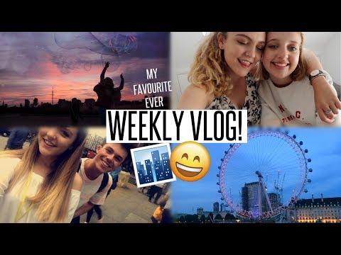 VLOG: My Week of Work Experience + LOTS of London Adventures!
